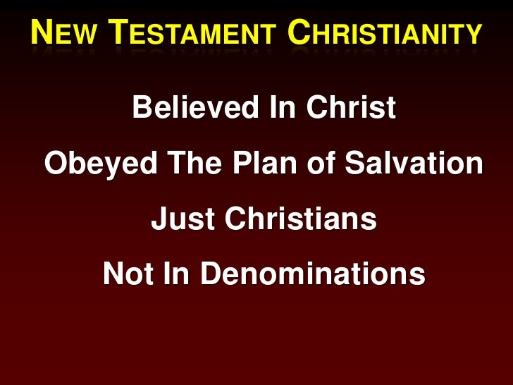 essays on new testament christianity Essays on new testament christianity/r2856 [robert wetzel] on amazoncom free shipping on qualifying offers.