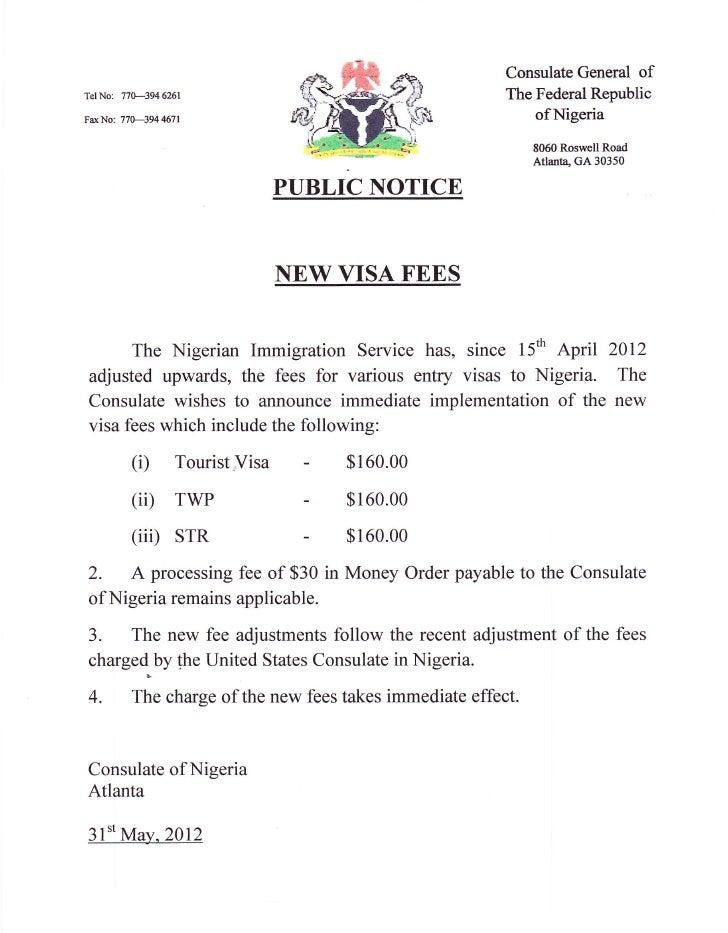 Consulate General ofTelNo: 77G-3946261                                       The Federal RepublicFa,xNo: 770-3944671      ...