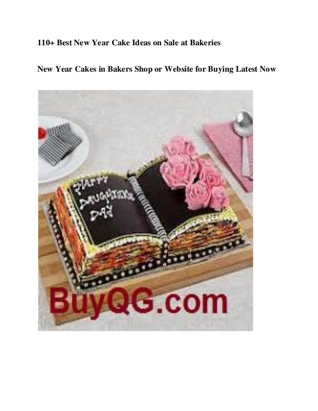 110+ Best New Year Cake Ideas on Sale at Bakeries New Year Cakes in Bakers Shop or Website for Buying Latest Now