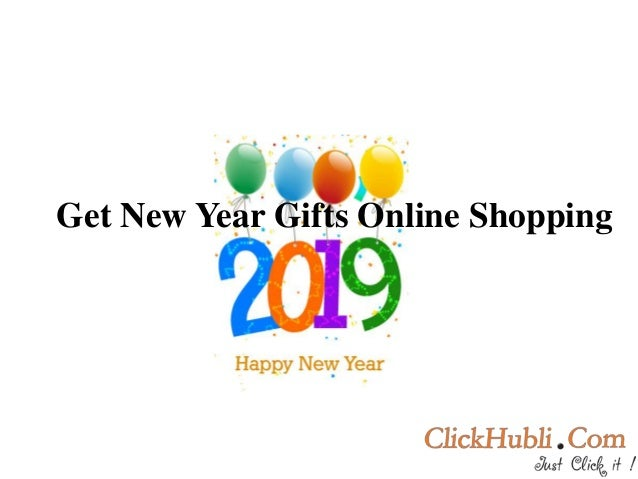 Get New Year Gifts Online Shopping