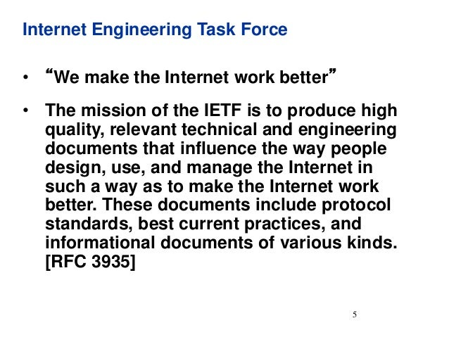 The Tao of IETF