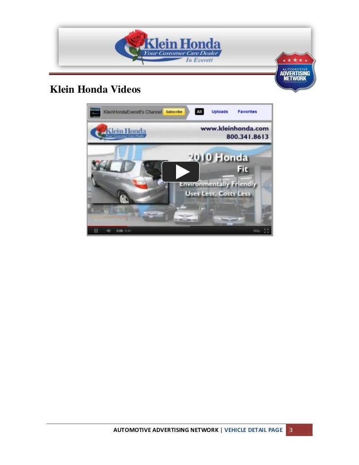 New 2011 Honda Cr V For Sale Near Seattle Wa