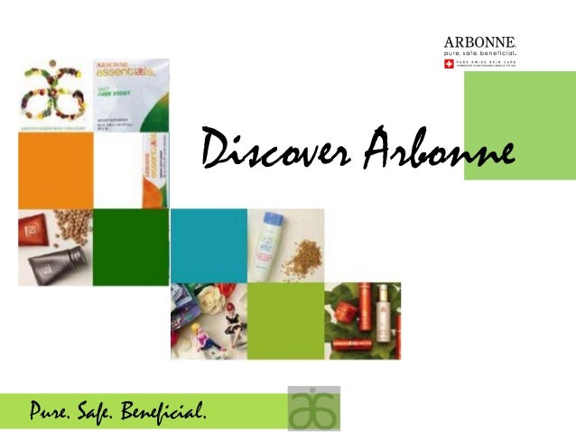 Discover ArbonnePure. Safe. Beneficial.