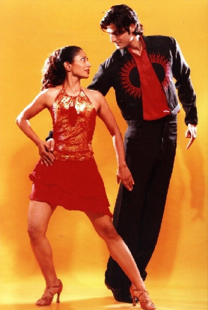 Latin American Dance Costume