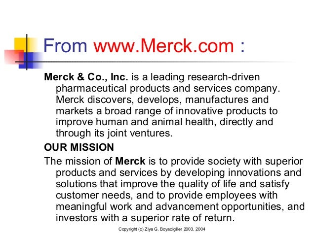 merck and company the new product The new product development process and merck and company introduction the business environment of the 21st century is very.