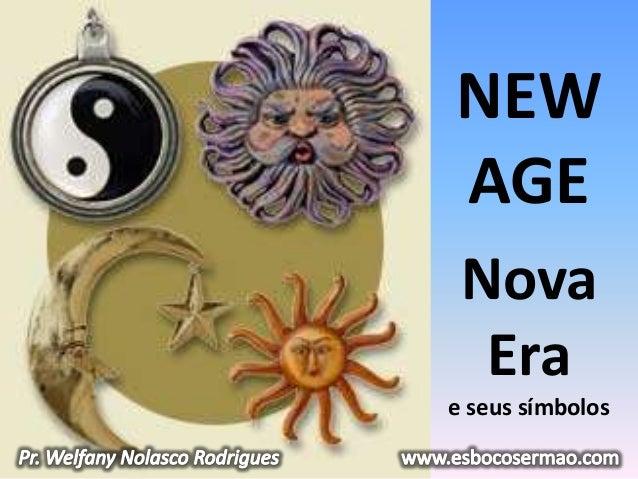 NEW AGE Nova Era e seus símbolos