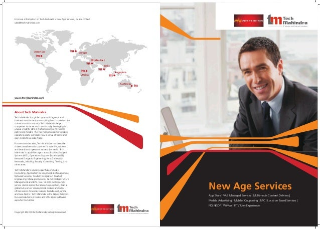 App Store | VAS Managed Services | Multimedia Content Delivery | Mobile Advertising | Mobile Couponing | NFC | Location Ba...