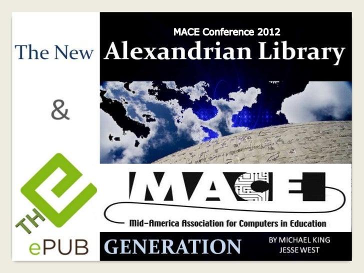 Facilitate, Aggregate, Curate, Create      The ePub Generation and the   Elaborative Learning Environment
