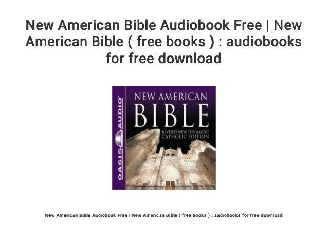 Catholic Bible Audio