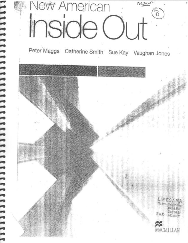 Macmillan Inside Out Elementary Students Book
