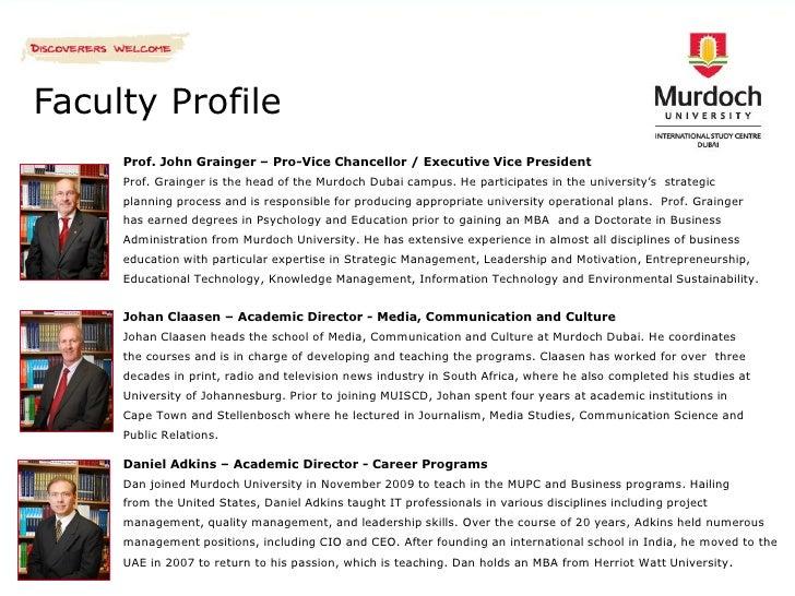 Murdoch University - Universitycourses.com.au