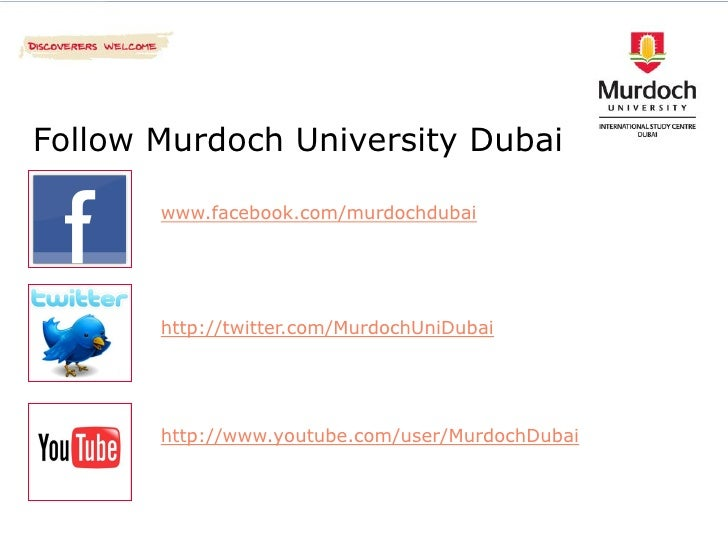 Murdoch International Students - Home | Facebook