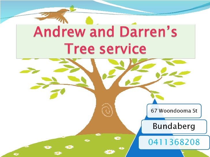 Andrew and Darren's Tree Service Provides tree surgery and removal services to Bundaberg and surrounding districts . Our f...