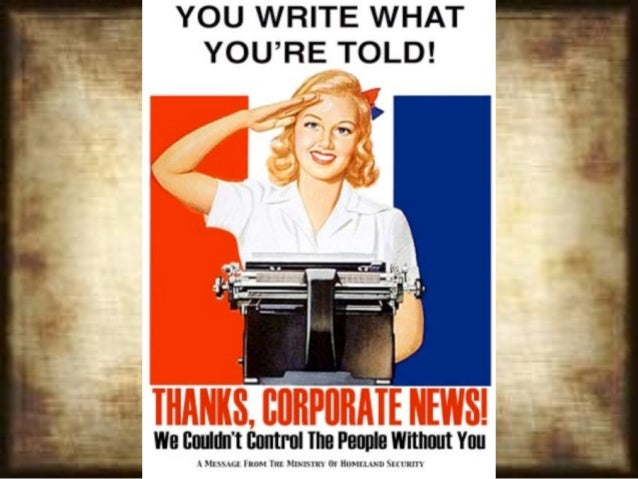 essay on propaganda in the media