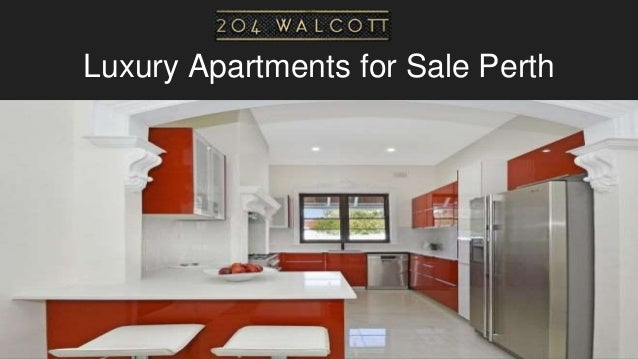 Searching For Luxury Apartments for Sale Perth
