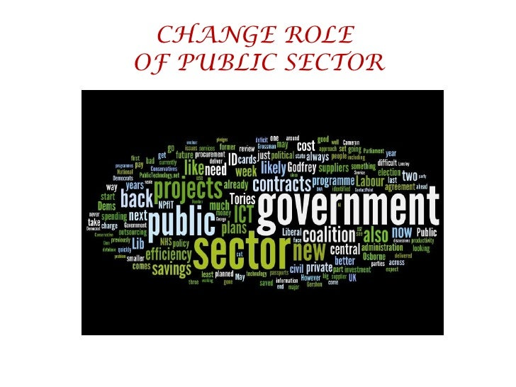 New approaches in public service delivery change roleof public sector platinumwayz