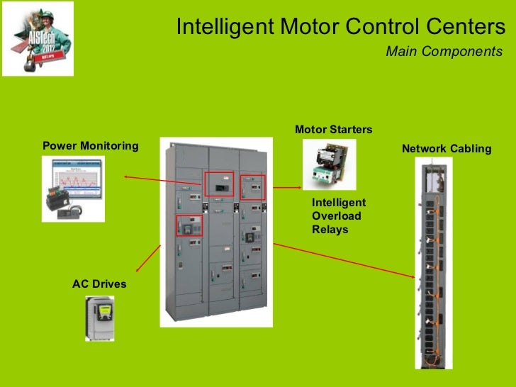 New Approach For Intelligent Motor Control Centers