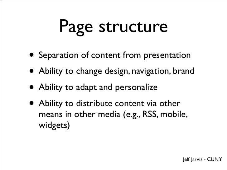 New architecture of media Slide 2
