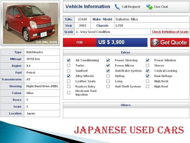 Car Junction Japanese Used Cars
