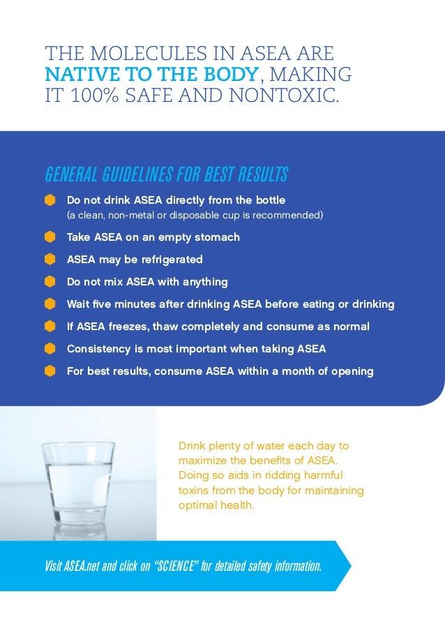 ASEA usage guide Slide 3