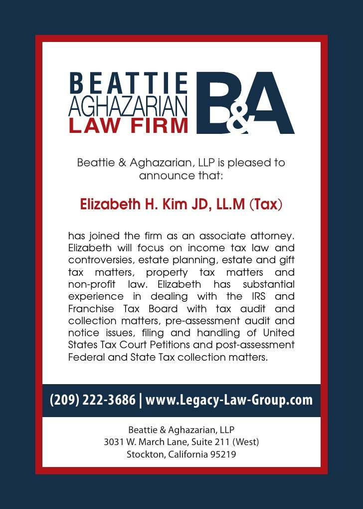 New Attorney Announcement
