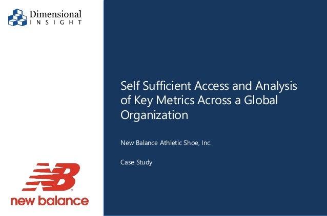 best collection official sale hot-seeling original New Balance BI Case Study