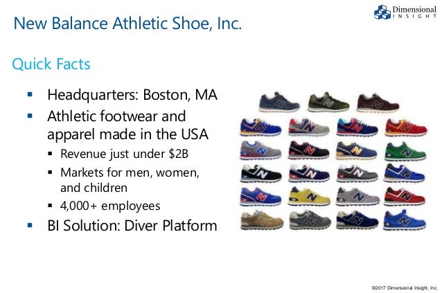 new balance case study New balance runs ahead of the competition with new supply chain solutions new balance seeks supply chain solutions to increase efficiency and customer service capability ew balance, a.