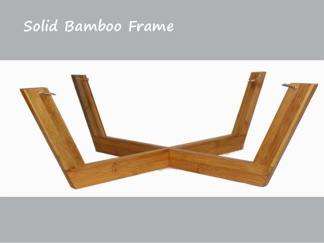 bamboo hammock pet bed bsl bamboo wood products  2  products overview  3  new bamboo hammock pet bed  rh   slideshare