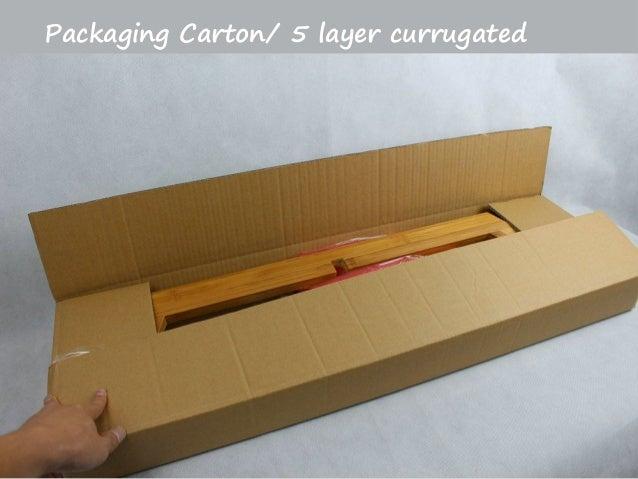 packaging carton  5 layer currugated     new bamboo hammock pet bed  rh   slideshare