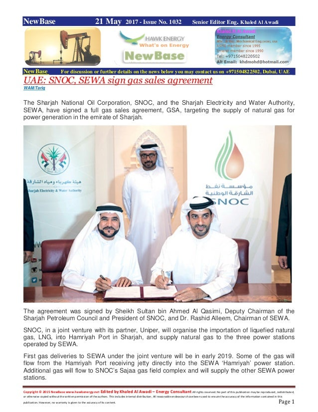 New base 21 may energy news issue 1032 by khaled al awadi