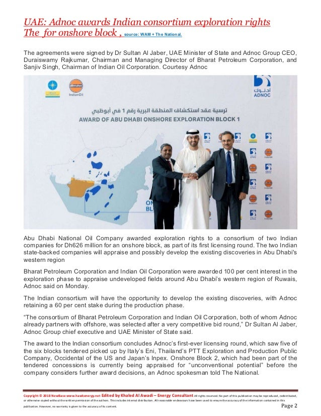 New base energy news 01 april 2019 issue no 1236 by khaled