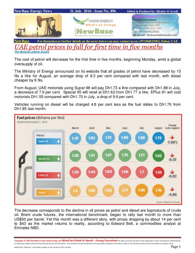 New base energy news issue 896 dated 31 july 2016 ilovepdf ...