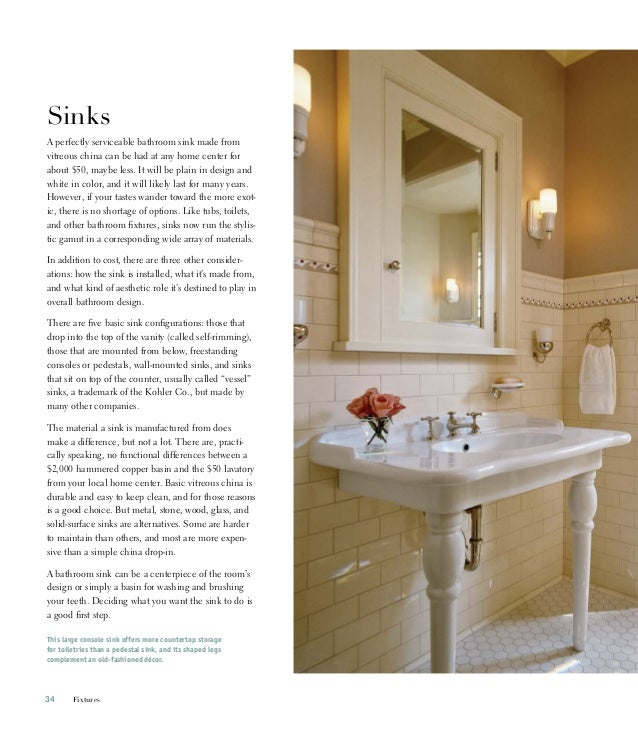 New Bathroom Ideas That Work (Taunton'S Ideas That Work) Scott Gibs…