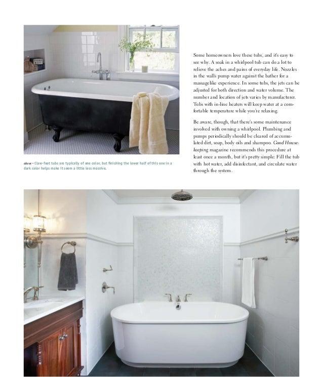 over the tub whirlpool.  New bathroom ideas that work taunton s scott gibs