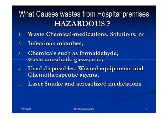 New bio medical waste management rules 2016 Slide 3