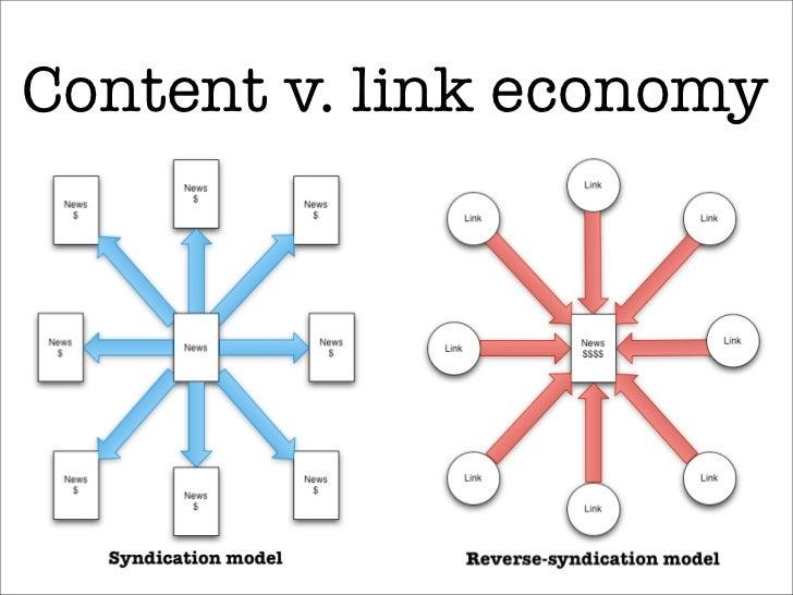 New Business Models for News Slide 3
