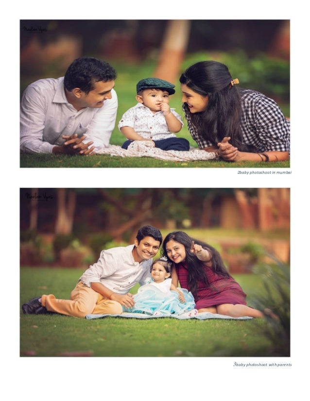 2baby Photoshoot In Mumbai 3baby With Parents