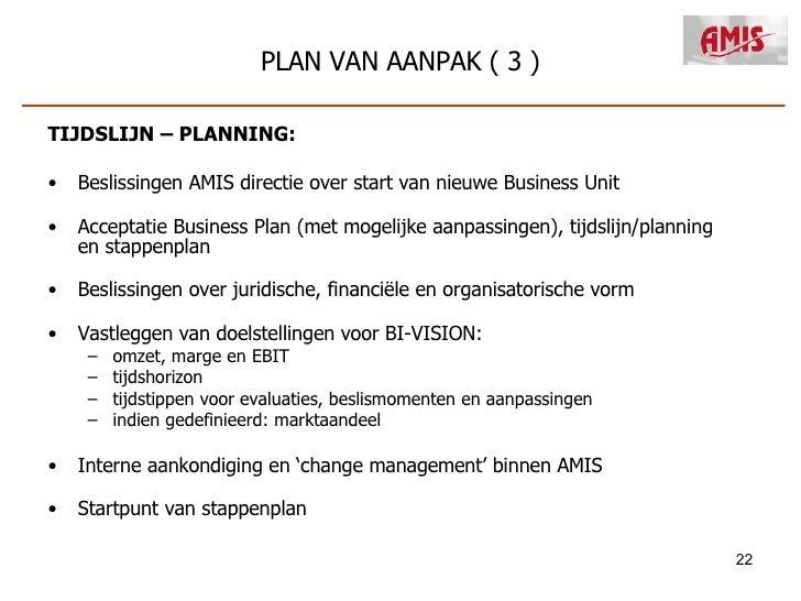 plan van aanpak software New Bu Plan Presentatie 2008 plan van aanpak software