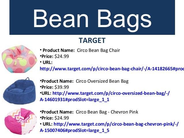 Bean Bags TARGET O Product Name Circo Bag Chair