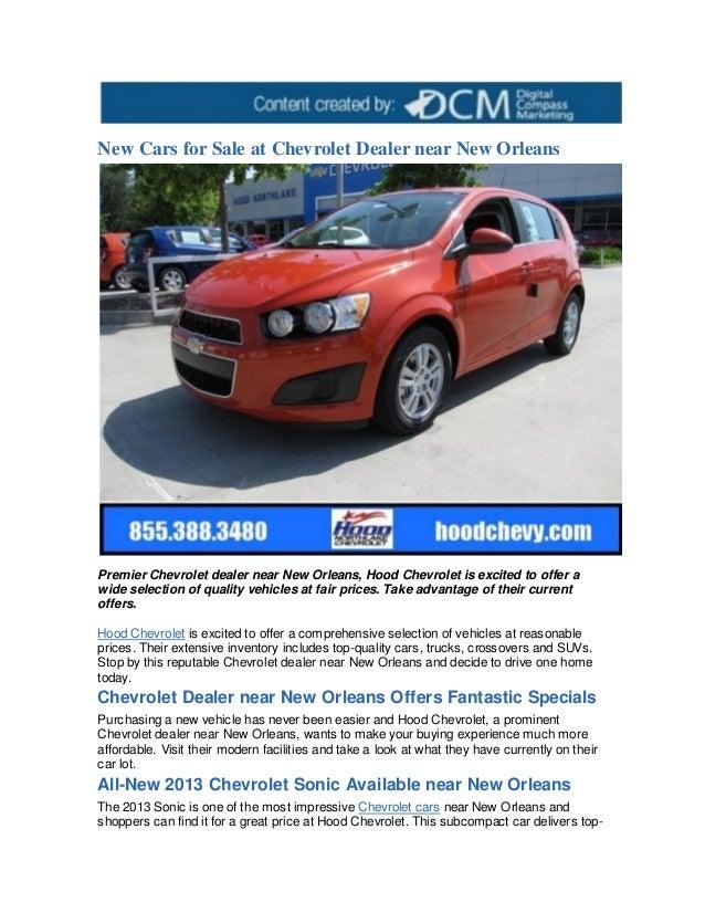 new cars for sale at chevrolet dealer near new orleans. Black Bedroom Furniture Sets. Home Design Ideas