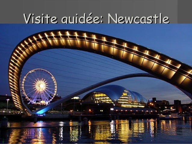 Visite guidée: Newcastle