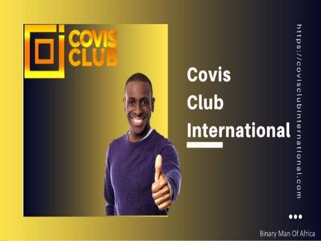 COVIS CLUB INTERNATIONAL WOW! YOU CAN NOW EARN $5 DOINING A CCI TESTIMONIAL VIDEO