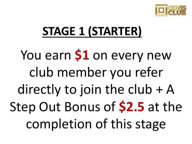 Level 1 = $60 Level 2 = $120 Level 3 = $240 + ($125 Monthly Pay Plan for 1 Year) Total Commission on Stage 4 = $420 + $125...
