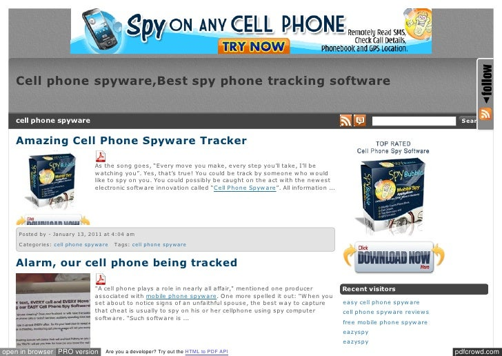 Best Way to Spy on a Phone Free Online