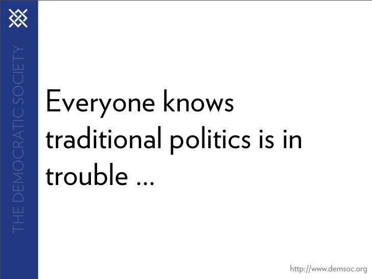 Democratic Society Introduction Slide 3
