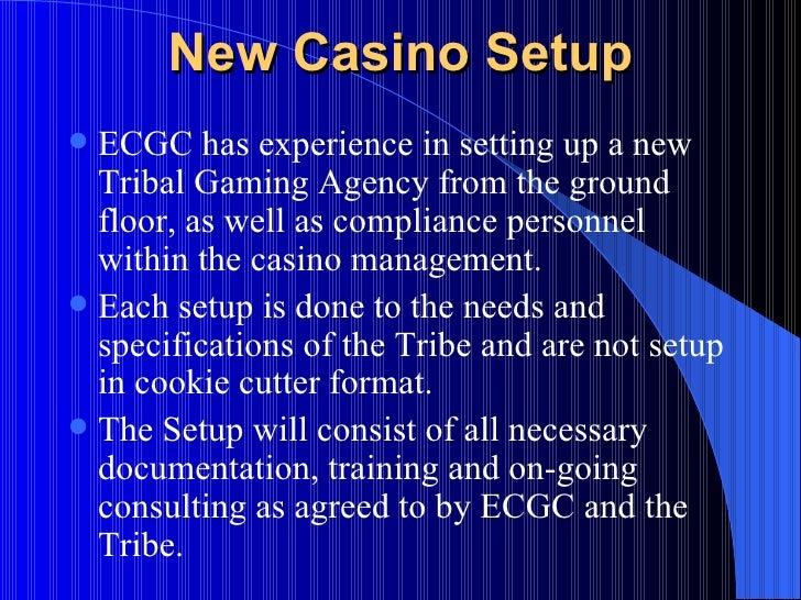 Casino compliance training champions league gambling