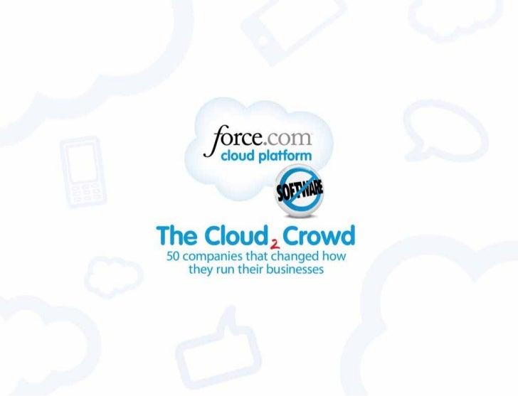 [salesforce.com] Cloud Crowd - Force.com Examples