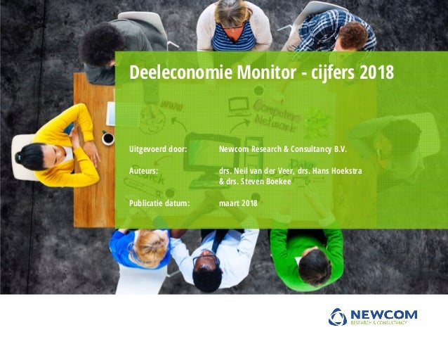 Uitgevoerd door: Newcom Research & Consultancy B.V. Auteurs: drs. Neil van der Veer, drs. Hans Hoekstra & drs. Steven Boek...