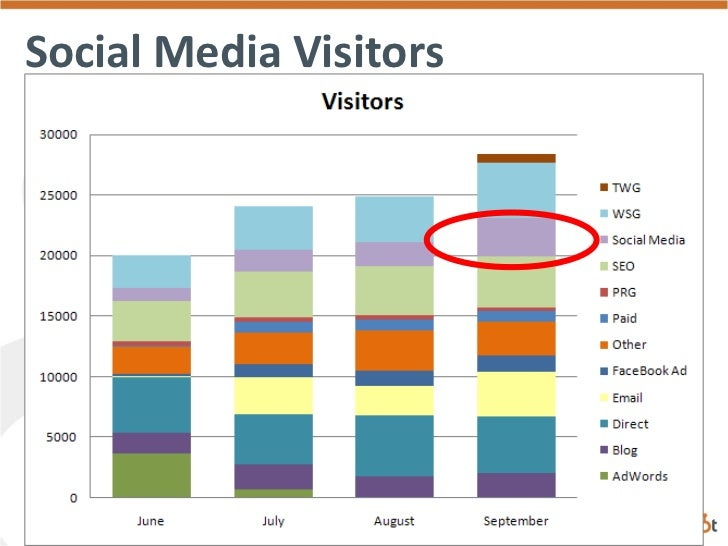 Social Media Visitors