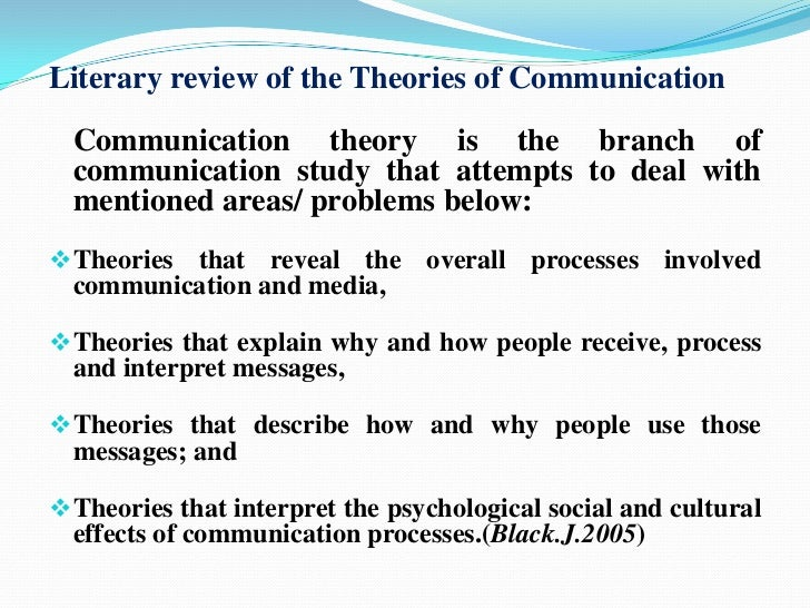 communication theories and context review Theories of communication to health and social care contexts 3 12 use communication skills in health and social care context 4 13 review  communication in.